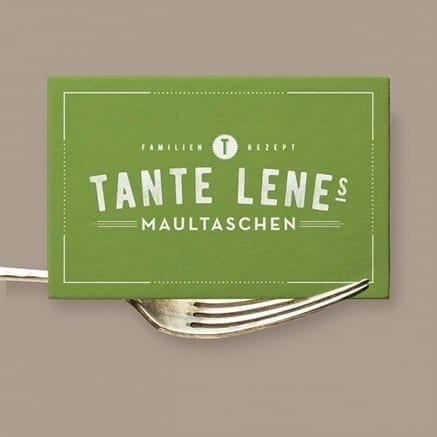 TANTE LENES MAULTASCHEN